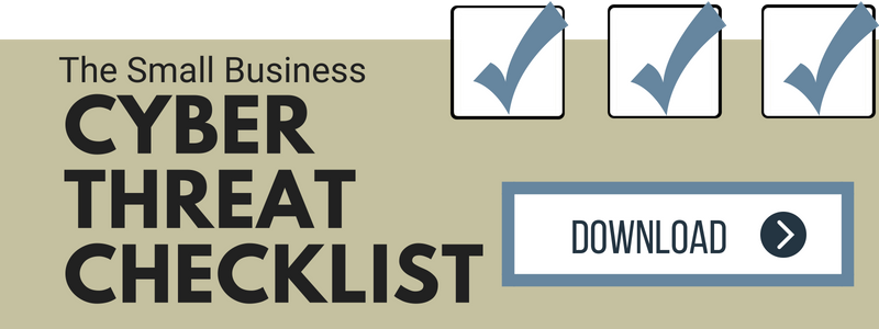 Download Cyber Threat Checklist