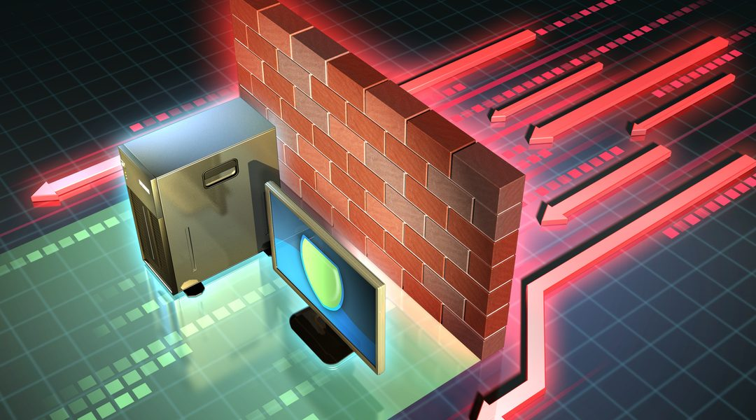 Configuring a Firewall for Business Network Protection
