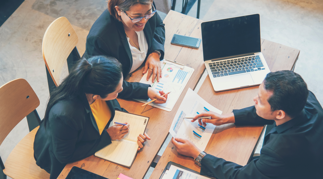 The Key to Collaboration for Small Businesses